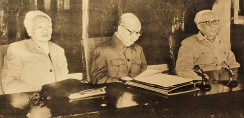 Chủ tịch nước Trần Đại Quang viết về Tổng Bí thư Trường Chinh