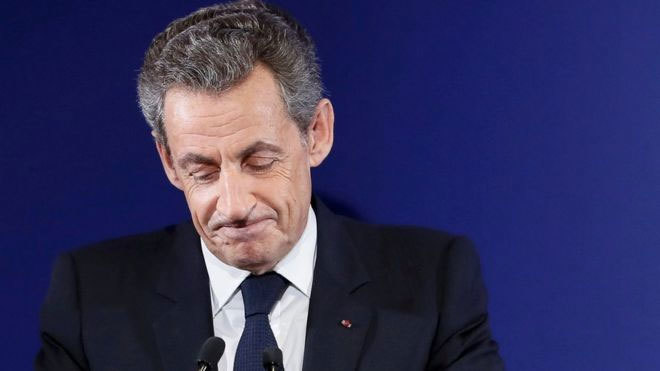 TT Pháp Sarkozy, Sarkozy, ra tòa , cáo buộc, gian lận