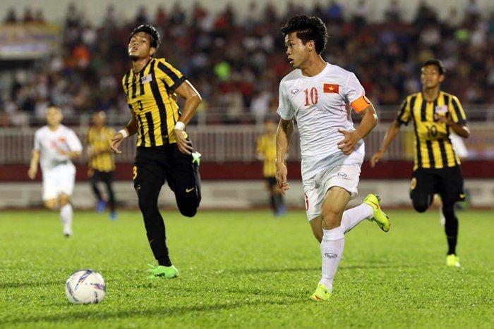 Vì sao Công Phượng mang băng đội trưởng U23 Việt Nam?