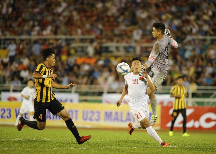 U23 Việt Nam đã thắng U23 Malaysia vừa yếu, vừa giấu bài