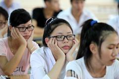 Không còn tổ hợp Văn, Sử, Địa để xét tuyển vào các trường CAND 2017