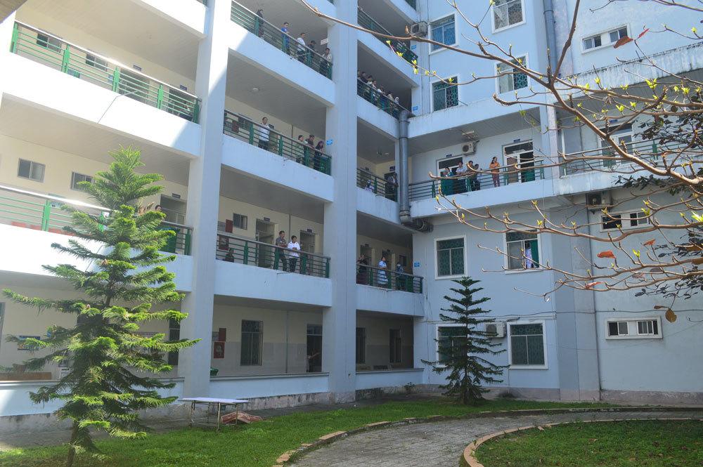 2 vụ nhảy lầu trong buổi sáng tại BV Quảng Ngãi