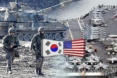 Mỹ-Hàn tập trận lớn vào tháng tới