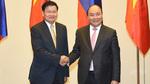 Lần đầu tiên Thủ tướng Việt, Lào chủ trì họp Ủy ban liên chính phủ
