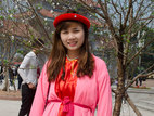 Nữ sinh nô nức 'check in' Hội Lim