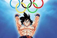 Khỉ con Son Goku được chọn làm đại sứ cho Olympic 2020