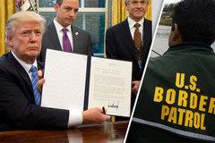 Ai giúp Trump soạn sắc lệnh chấn động dư luận?