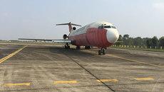 Bán giá 'sắt vụn' với máy bay Boeing vô chủ ở Nội Bài?
