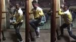 Chết cười cầu thủ V-League làm soái ca Diệp Vấn