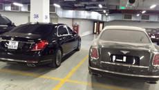 Bộ 3 siêu xe sang Bentley tiền tỷ 'vứt xó' tại Hà Nội