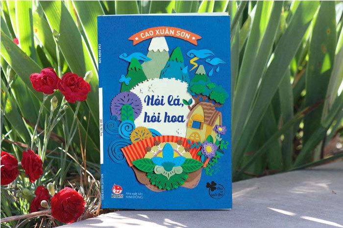 Tập thơ đặc biệt dành cho thiếu nhi nhân Ngày thơ Việt Nam