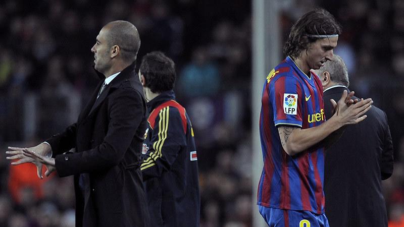 Ibrahimovic giờ vẫn còn rất căm hận Pep Guardiola