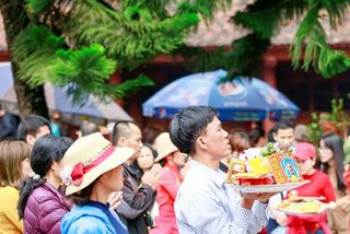 Bài cúng Rằm tháng Giêng theo Văn khấn cổ truyền Việt Nam