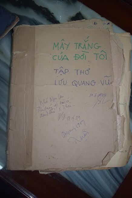 Tết, xuân và tình thơ Lưu Quang Vũ