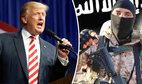 IS ăn mừng sắc lệnh cấm nhập cảnh của Trump