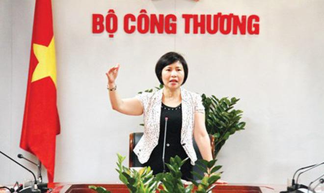 Kiểm tra thông tin tài sản của Thứ trưởng Bộ Công Thương Hồ Thị Kim Thoa
