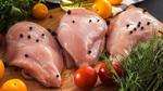 Tại sao không nên ăn lườn gà có những vệt màu trắng?