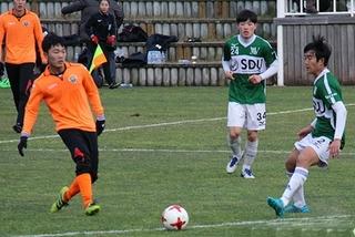 Xuân Trường với 7 trận thử lửa khốc liệt tại Gangwon FC