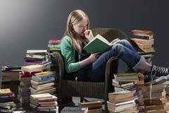 Dùng toán học chứng minh ai cũng có thể đọc 200 cuốn sách/ năm