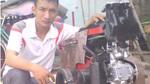 Thợ vườn sáng chế máy 15 chức năng, vạn nông dân hưởng lợi