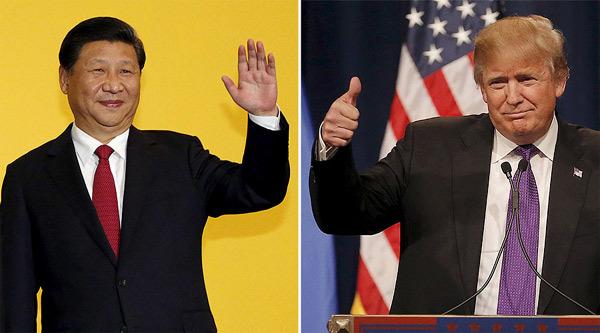 Động thái bất ngờ của Trump với Trung Quốc'