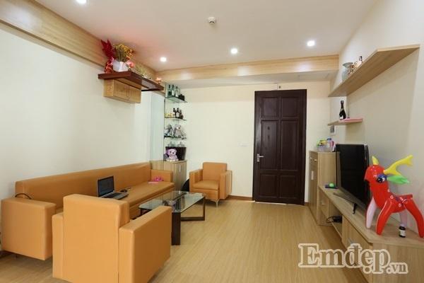 4 gợi ý bố trí nội thất và khu vực chức năng cho nhà chung cư mini 2 phòng ngủ