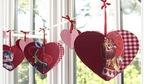 Mẹo trang trí nhà cửa thật lãng mạn cho ngày Valentine
