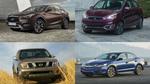 Những mẫu xe rẻ nhất từng phân khúc hiện nay
