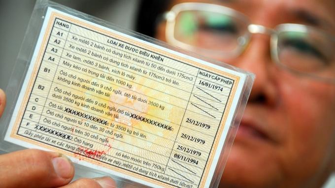 Bộ Công an: Đề xuất thời hạn bằng lái 5 năm chưa thuyết phục