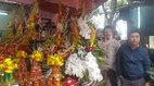 Hai mâm lễ đẹp nhất trong đêm khai ấn đền Trần