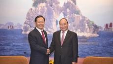 Thủ tướng mong muốn thúc đẩy hợp tác 4 tỉnh biên giới VN với Quảng Tây, Trung Quốc