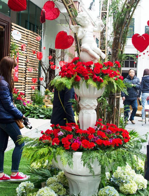 Valentine, nhất định các cặp đôi phải đến nơi này để check in