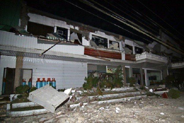 Động đất mạnh rung chuyển miền nam Philippines