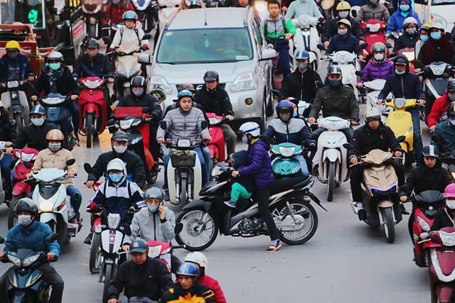 200.000 USD chống ùn tắc, tắc đường, tắc nghẽn giao thông, giao thông Hà Nội, Sài Gòn, giải pháp chống tắc đường