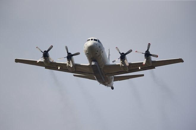 Máy bay Mỹ, Trung đối đầu 'không an toàn' ở Biển Đông