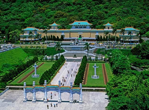 Những địa điểm nổi tiếng của Đài Loan