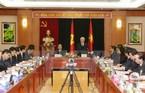 Tổng bí thư làm việc với Ban Kinh tế TƯ