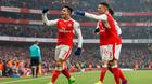 Alexis lập cú đúp, Arsenal nhọc nhằn thắng Hull