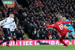 Mane phủ đầu, Tottenham thua sấp mặt Liverpool