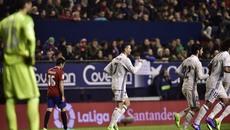Ronaldo lập công, Real đòi lại ngôi đầu từ tay Barca