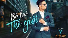 Slim V 'nhá hàng' MV ra mắt vào ngày tình nhân