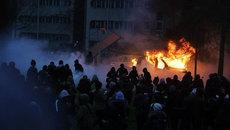 Bạo lực dâng cao tại ngoại ô Paris