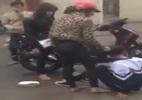 Xác minh đối tượng hành hung nữ sinh lớp 10 trước cổng trường