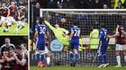 Video bàn thắng Burnley 1-1 Chelsea