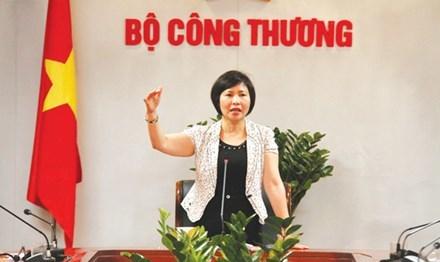 Thứ trưởng Kim Thoa, thứ trưởng bộ công thương, hồ thị kim thoa, kê khai tài sản, lê thanh vân