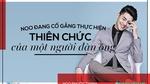 Noo Phước Thịnh tuyên bố đang thực hiện thiên chức đàn ông