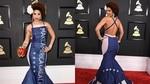Chiếc váy gây tranh cãi nhất tại thảm đỏ Grammy