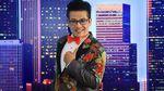 Hoa mắt với thời trang loè loẹt của MC U60 Thanh Bạch