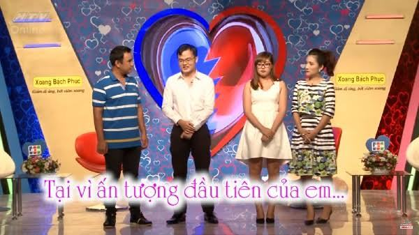 MC Quyền Linh bất ngờ vì cô gái xinh đẹp bị từ chối hẹn hò