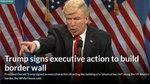 Trump thật, Trump giả khiến nhiều báo đài nhầm lẫn